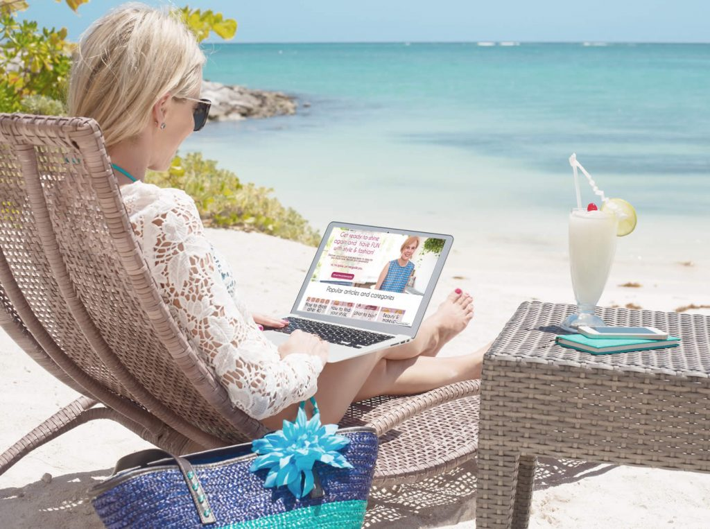 7 online business models: blogging | 40plusentrepreneur.com