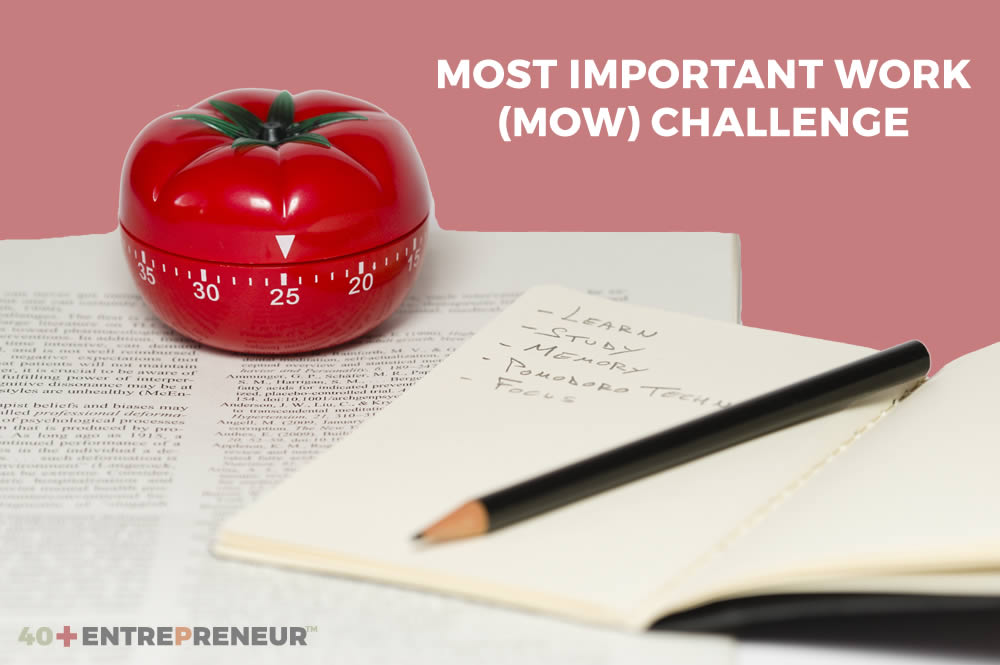 Do you never have enough time to do the things that really matter? Why not try the Pomodoro method and make time for your most important work and tasks. Join us for this fun mini challenge!
