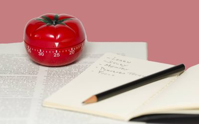 How to achieve your most important goals using the pomodoro method!