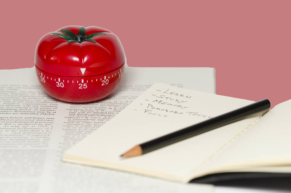 How to achieve your most important goals using the pomodoro method | sylviavandelogt.com