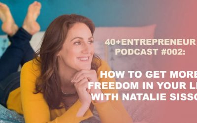 How to get more freedom in your life with Natalie Sisson