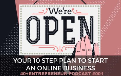 Your 10 step plan to start an online business