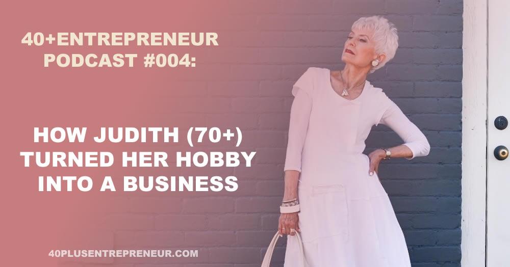 How to turn your hobby into a business | sylviavandelogt.com